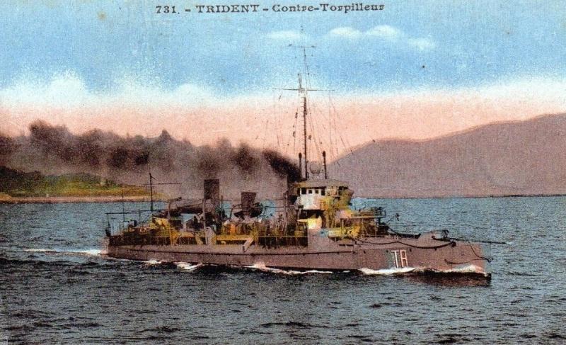 * TRIDENT (1909/1931) * 298_0010