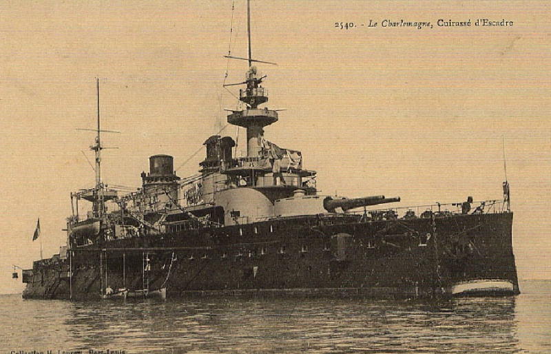 * CHARLEMAGNE (1897/1920) * 318_0010
