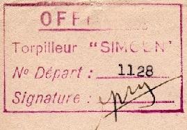 * SIMOUN (1926/1950) * 4608_c10