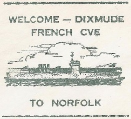 * DIXMUDE (1945/1966) * 500310