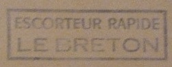 * LE BRETON (1957/1976) * 581110