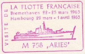 * ARIÈS (1957/1980) * 630310
