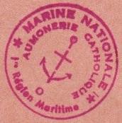 + AUMÔNERIE CHRETIENNE CATHOLIQUE DE LA MARINE + 6906_c10