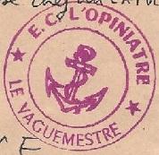 * L'OPINIÂTRE (1955/1975) * 700810