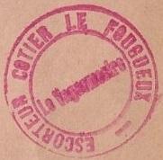 * LE FOUGUEUX (1955/1975) * 7210_c10