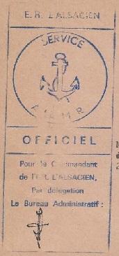 * L'ALSACIEN (1960/1981) * 771111