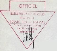 * BOUVET (1956/1983) * 810110