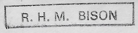 * BISON (1981/2013) * 8112_c11
