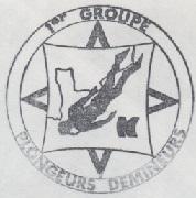 + 1er GROUPE PLONGEURS-DEMINEURS + 821110
