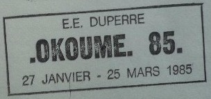 * DUPERRÉ (1957/1992) * 850110