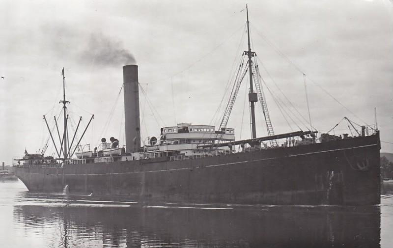 * CONSUL HORN (1918/1919) * Consul10