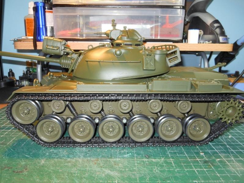 Century 1/18 M48A3 RC'ed Dscn1214
