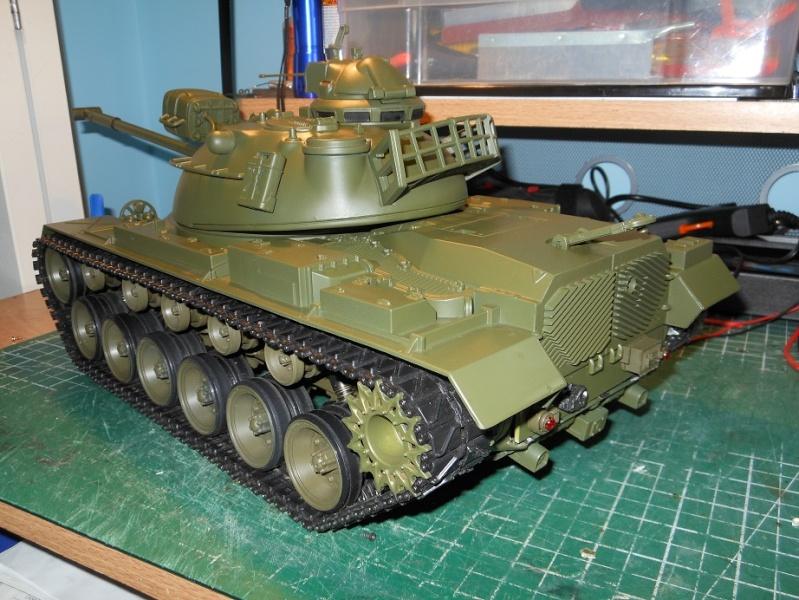 Century 1/18 M48A3 RC'ed Dscn1215
