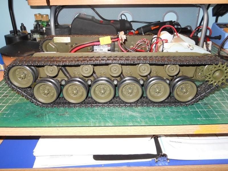 Century 1/18 M48A3 RC'ed Dscn1217