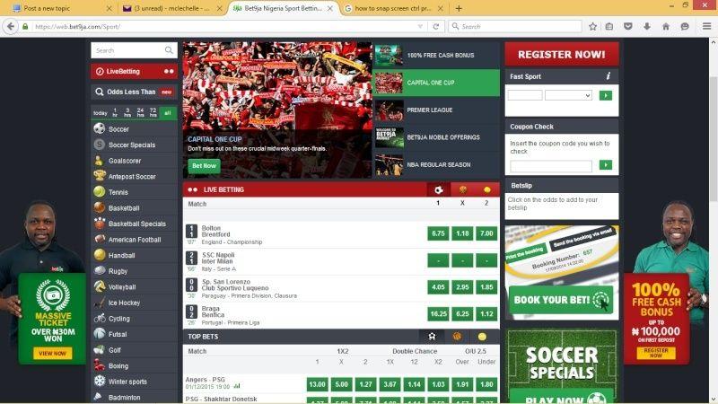 how to register on bet9ja(bet9ja registration) Sport_10