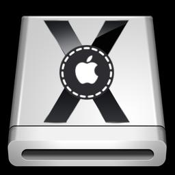 OS X Volume-Créateur Osxvol10