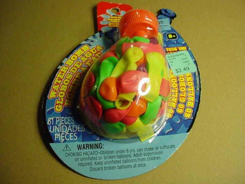 balloon tank easy-stopper Balloo15