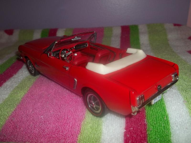 1964½ Mustang conv. Monogram 1/24 01910