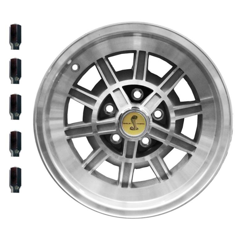 Références roues et pneus Shelby 1965 - 1970 67-68_10