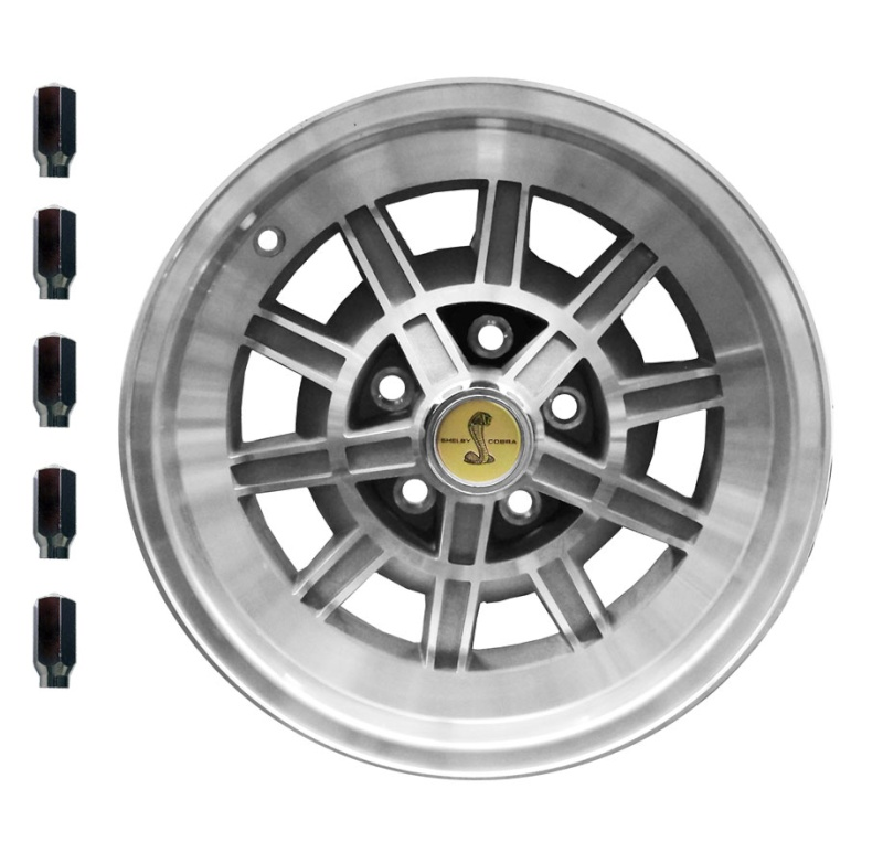 Références roues et pneus Shelby 1965 - 1970 67-68_12