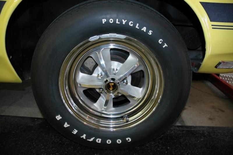 Références roues et pneus Shelby 1965 - 1970 69_she10