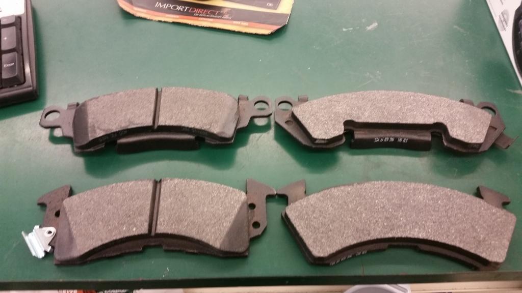 D52 Brake Pad Upgrade 20160110