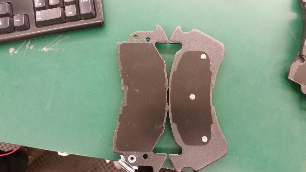 D52 Brake Pad Upgrade 20160113