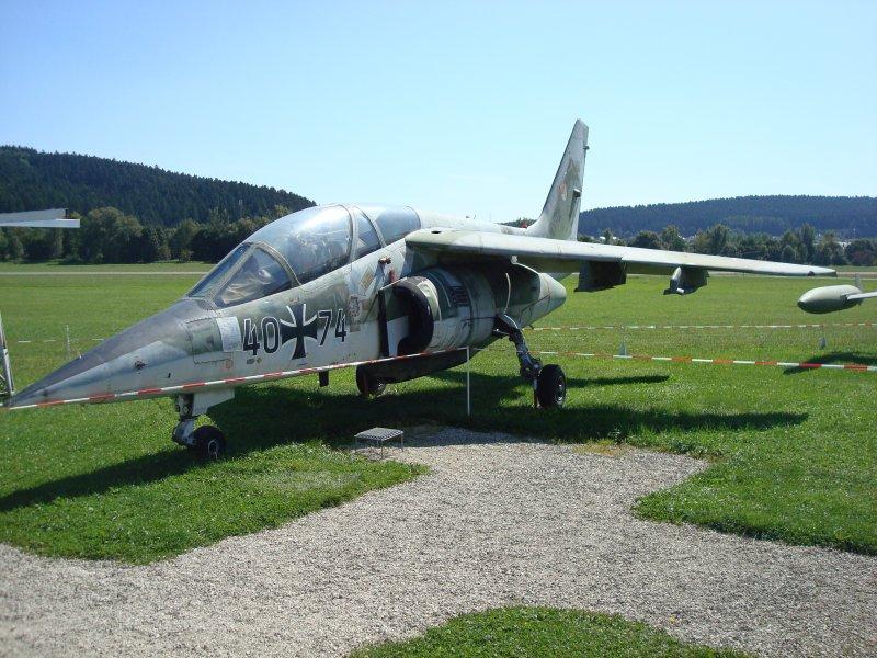 AMD-BA DORNIER Alpha jet A du waffenschule 50 ( kit heller 1/72 ) Alpha-11