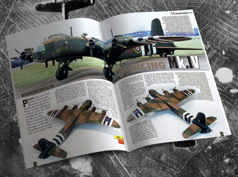 Short Stirling MkIII BF-513 Italeri 1/72, 2ème !!!!!....Terminé!!! - Page 2 Bb10