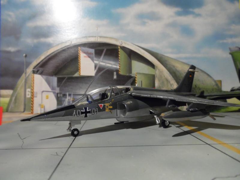 AMD-BA DORNIER Alpha jet A du waffenschule 50 ( kit heller 1/72 ) Sam_0913