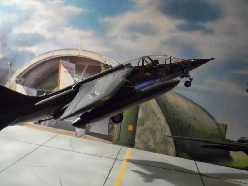 AMD-BA DORNIER Alpha jet A du waffenschule 50 ( kit heller 1/72 ) Sam_0915
