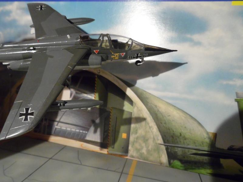 AMD-BA DORNIER Alpha jet A du waffenschule 50 ( kit heller 1/72 ) Sam_0916