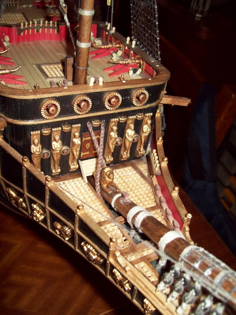 nouveau Sovereign of the Seas Altaya 103_0218
