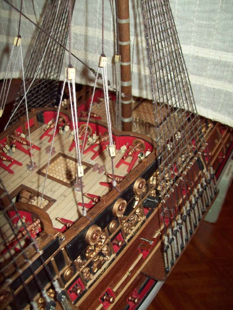 nouveau Sovereign of the Seas Altaya 103_0219