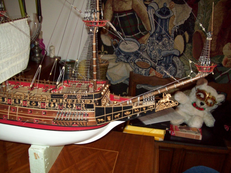 nouveau Sovereign of the Seas Altaya 103_0223