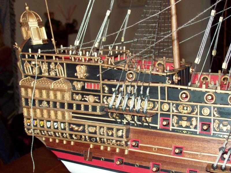 nouveau Sovereign of the Seas Altaya 103_0224
