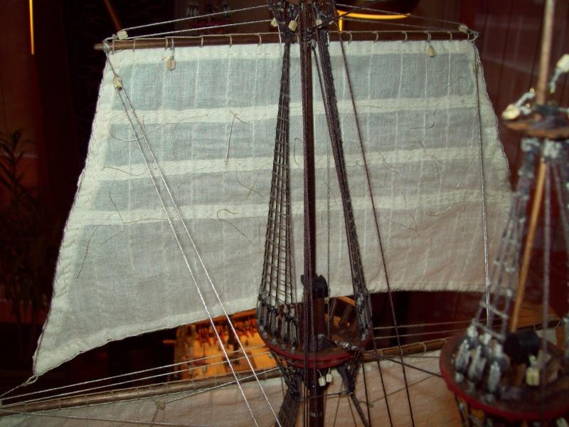 nouveau Sovereign of the Seas Altaya 103_0310