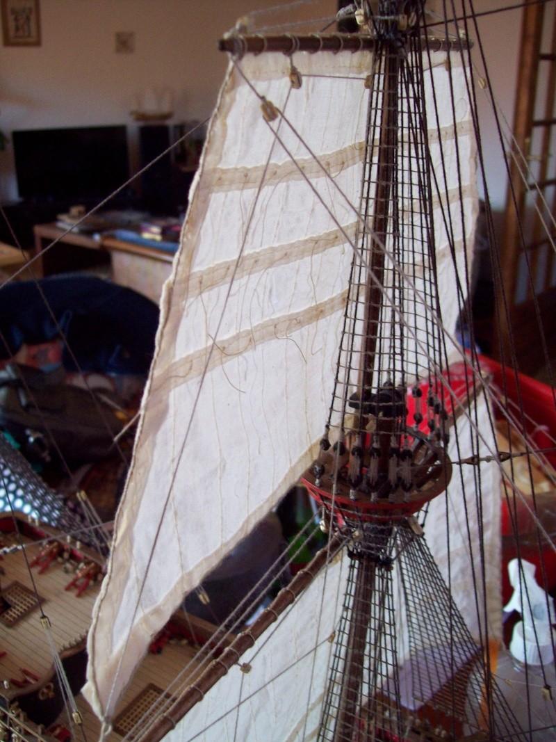 nouveau Sovereign of the Seas Altaya 103_0311