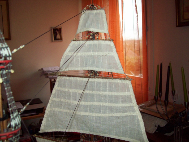 nouveau Sovereign of the Seas Altaya 103_0431