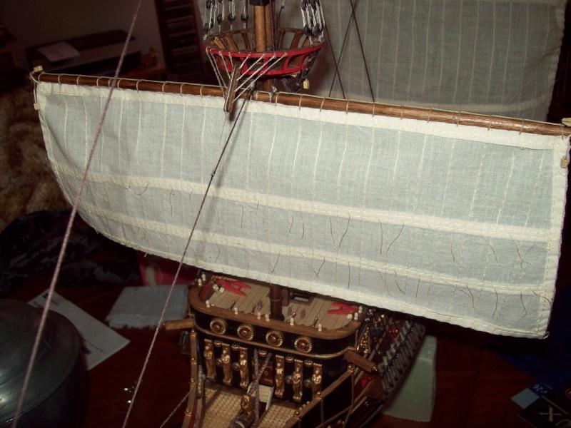 nouveau Sovereign of the Seas Altaya 103_0432