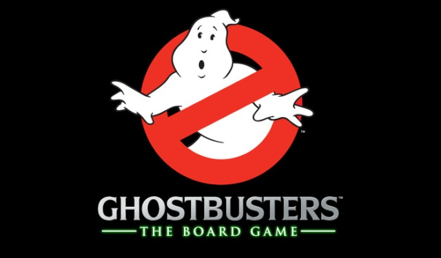 Ghostbusters - The Board Game Logo_g10