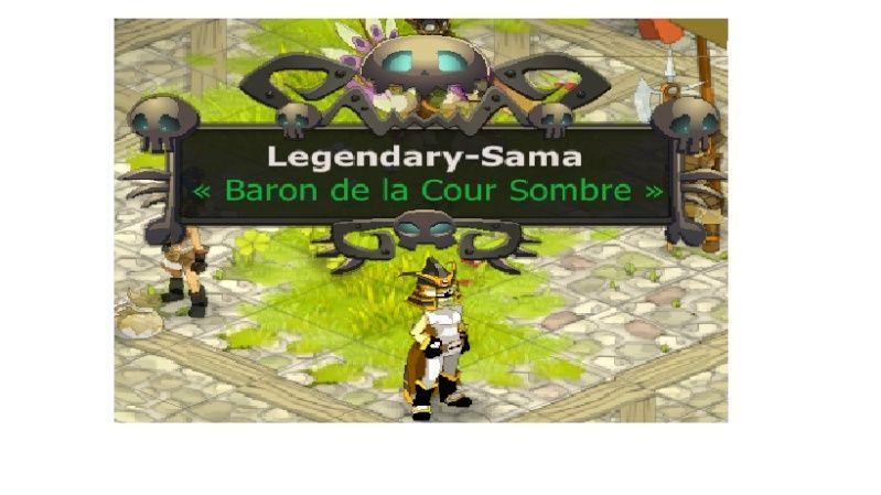 candidature de legendary-sama Legend11