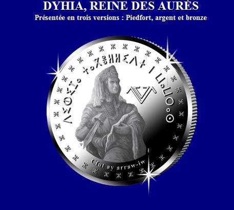 amazigh - Reines et Rois Amazigh Dyhia10