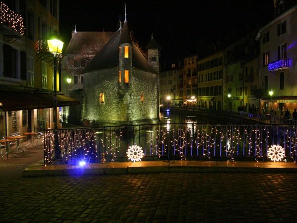 Les illuminations de Noël pour les fêtes 2.015   2.016 ! Annecy11