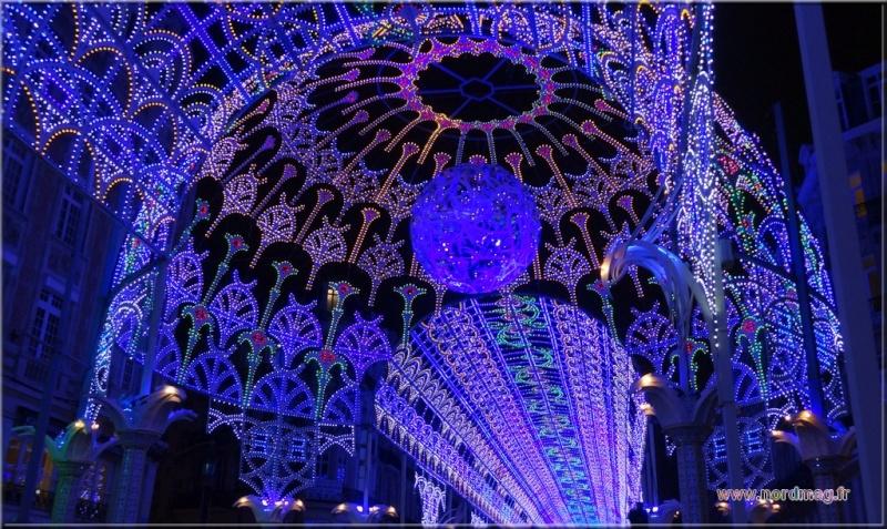 Les illuminations de Noël pour les fêtes 2.015   2.016 ! Lille310