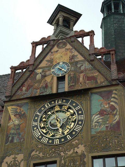 Reçu un beau diapo....Les horloges et pendules des rues..... - Page 5 Mairie10