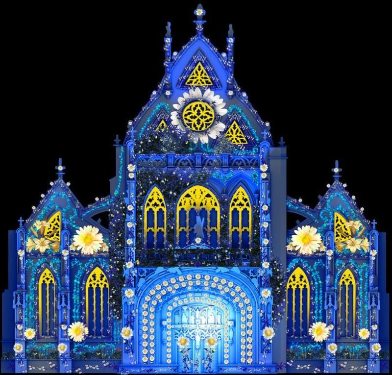 Les illuminations de Noël pour les fêtes 2.015   2.016 ! Monast10