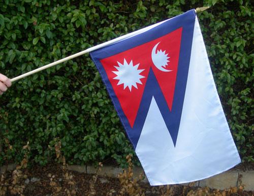 Les Drapeaux......... Nepal10