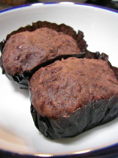Patisseries du monde. Ohagi10