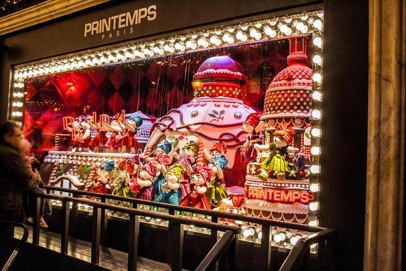 Les illuminations de Noël pour les fêtes 2.015   2.016 ! Vitrin10
